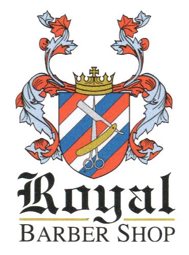 Cincinnati Royal Barber Shop - Logo