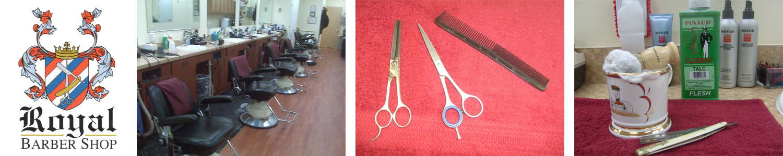 Royal Barber Shop Cincinnati - Barber Tools